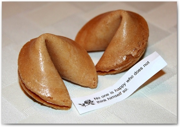 world's craziest jobs #4, fortune cookie writer
