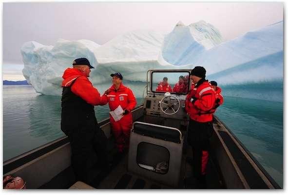 world's craziest jobs #5 iceberg mover