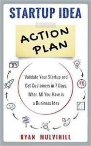 startup idea action plan book