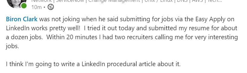 How To Use Linkedin Easy Apply To Get Interviews Career Sidekick