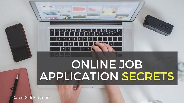 How to get past online job applications