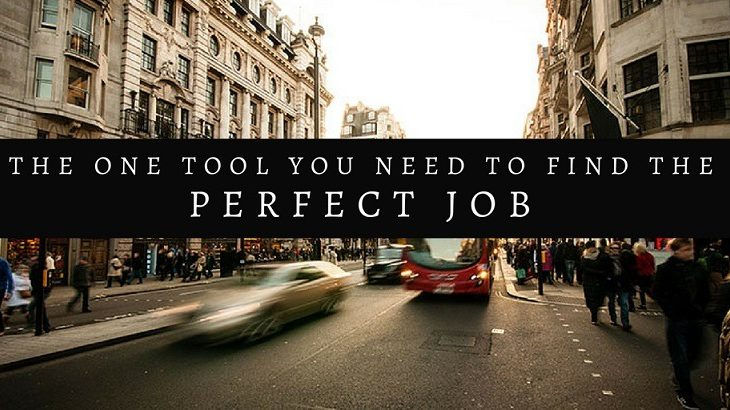 find the perfect job