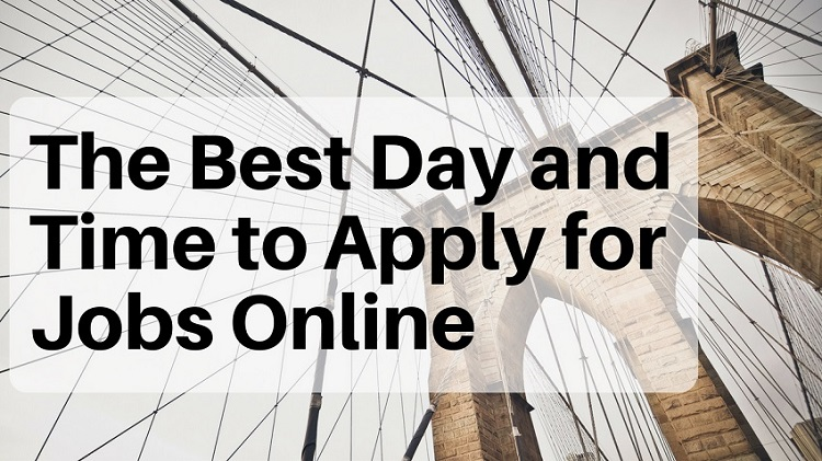 The Best Day And Time To Apply For