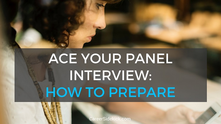 how to prepare to ace panel interview