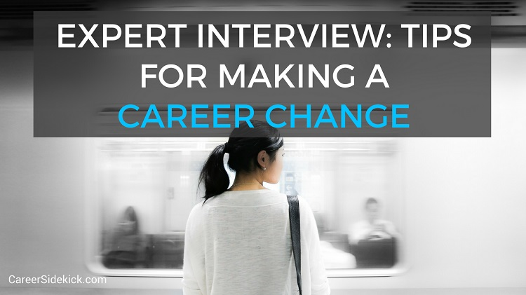 making a career change - how to change careers