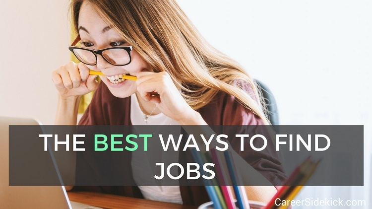 best ways to find jobs
