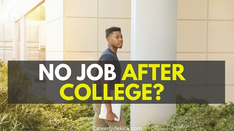 no job after college