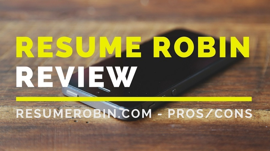 Resume Robin Review - Is Their Resume Distribution Service Worth ...