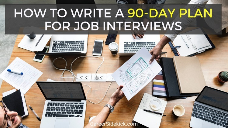 Free Proven 30-60-90 Day Plan Template for Job Interviews