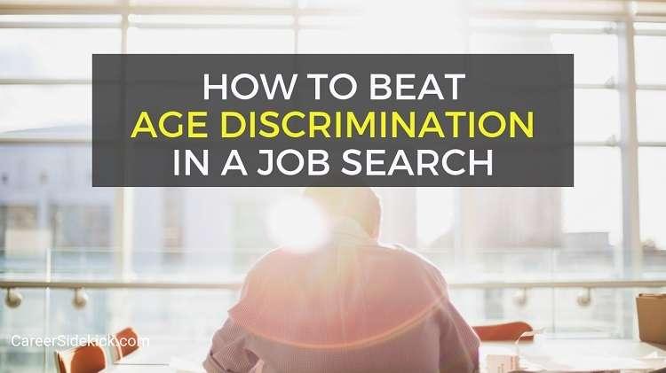 age discrimination job searching