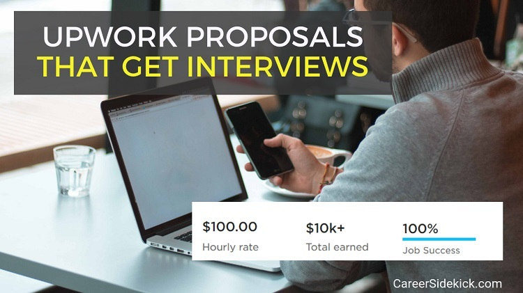 how to write an upwork proposal that gets interviews