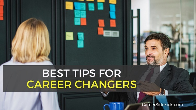 best tips for career change - resume and interview