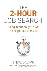 2 hour job search networking book