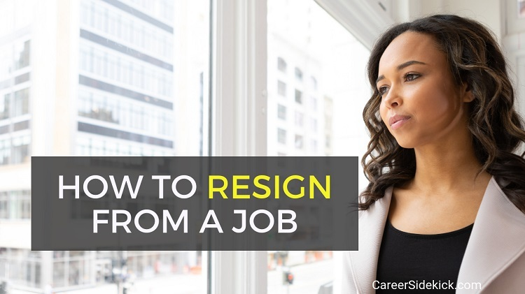 Quitting A Job Gracefully - How To Resign From A Job