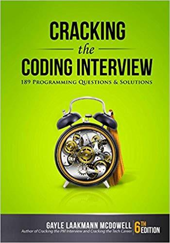 best interview book for programmers and computer science job seekers