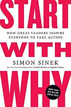 best leadership book for job seekers - start with why