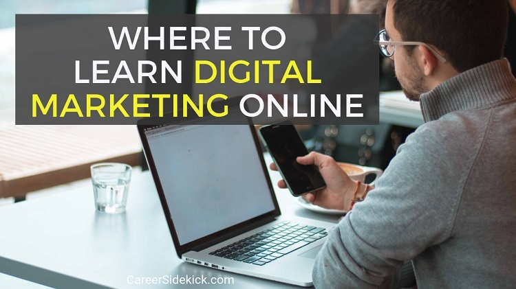 where to learn digital marketing online