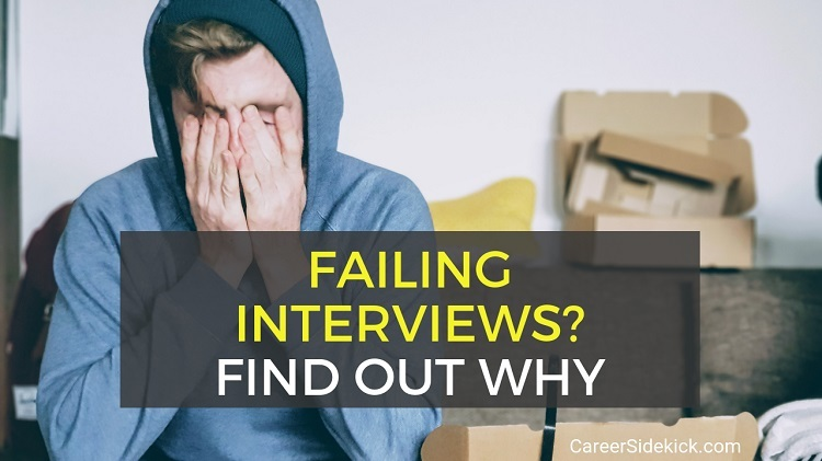 Why People Fail Job Interviews
