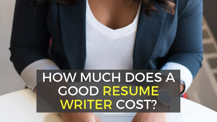 average cost of professional resume writing services