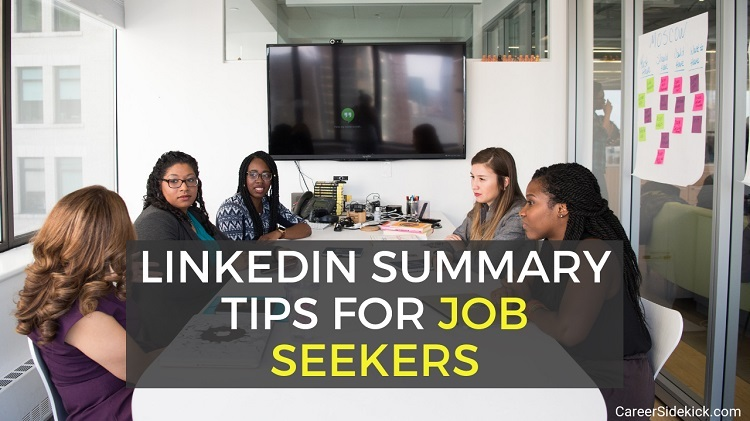 How To Write A Linkedin Summary 5 Examples For Job Seekers Career Sidekick