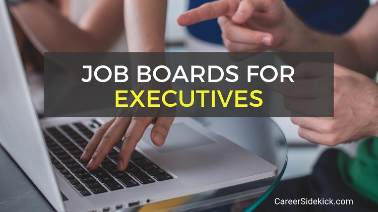 Best Executive Job Boards