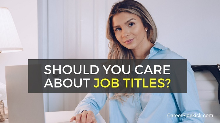 why are job titles important