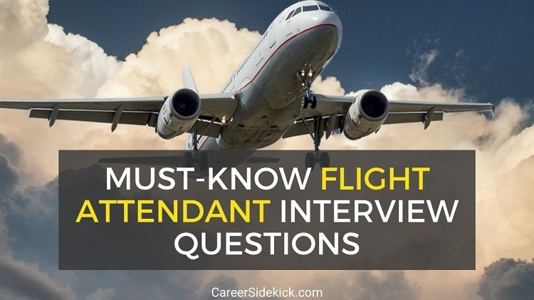 Flight Attendant Interview Questions and Answers