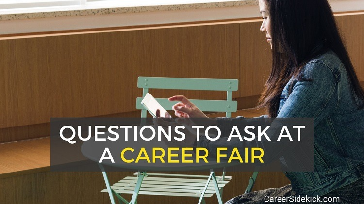 best questions to ask at a career fair