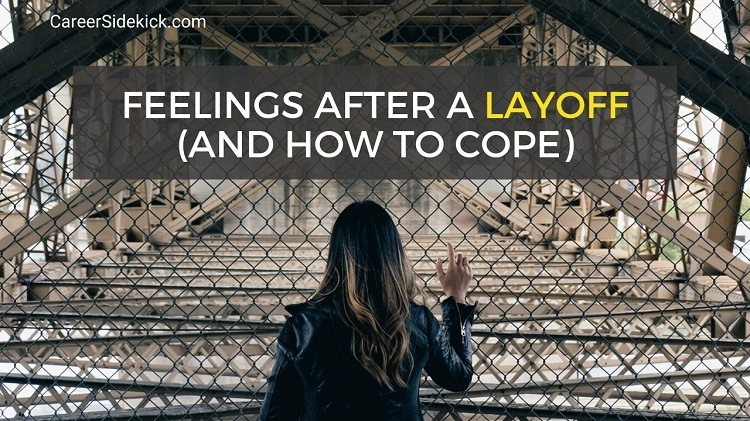 Common feelings after being laid off - depression and more