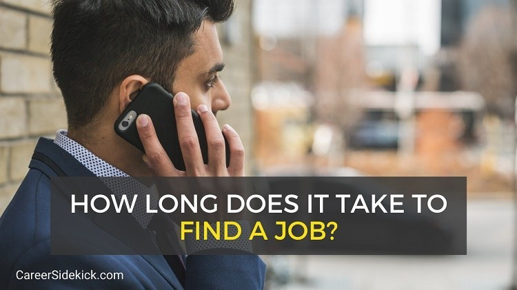 how long does it take to find a job after being laid off