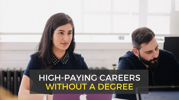 Good Careers That Don't Require a College Degree
