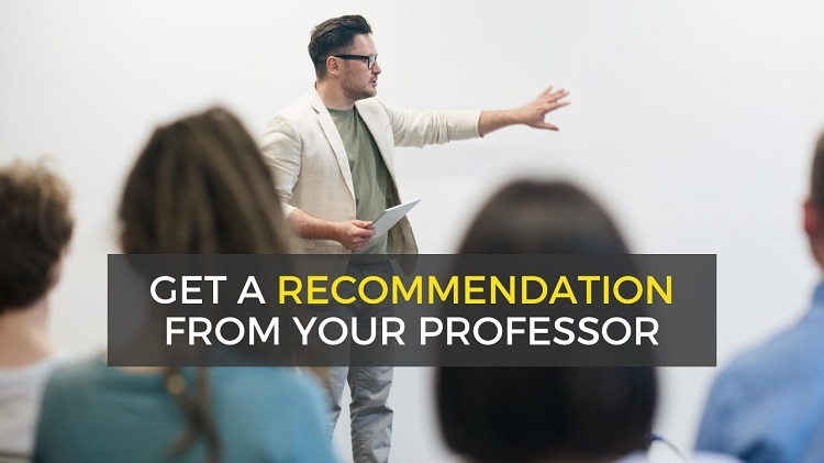 How to Ask a Professor for a Letter of Recommendation or Reference