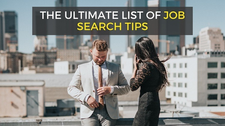 online job search tips and techniques
