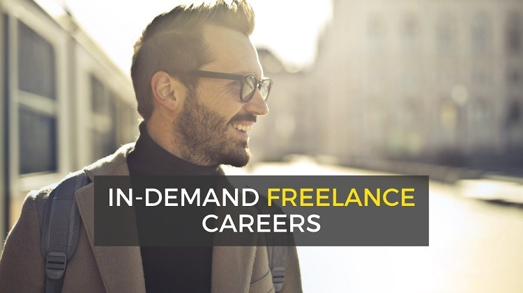 top freelance careers and jobs for beginners and experienced freelancers