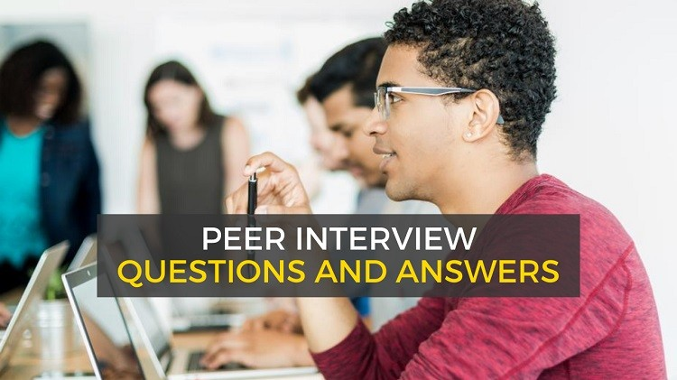 peer interview questions and answers